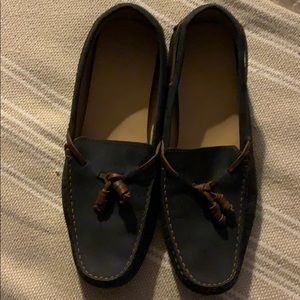 J Crew Suede Italian Loafer